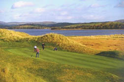 Dunfanaghy Golf Club - 16th Green