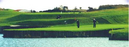 GalwayBay 7th green
