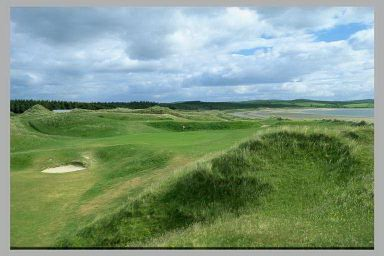 Donegal Golf Club - majestic links
