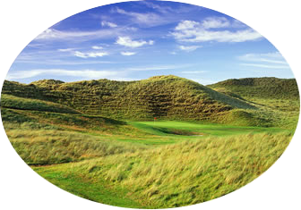Carne Golf Links, near Belmullet, Ireland